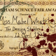 The Arkham K-12 Science Fair