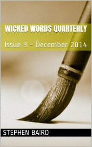Wicked Words Quarterly, Issue 3