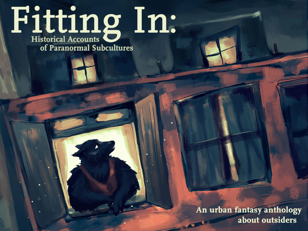 "Cover for ""Fitting In"""