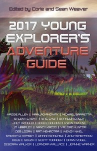 "Cover Art for ""2017 Young Explorer's Adventure Guide"""