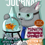 Cover for Mad Scientist Journal: Autumn 2016