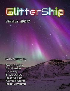 Cover of Glittership Winter 2017