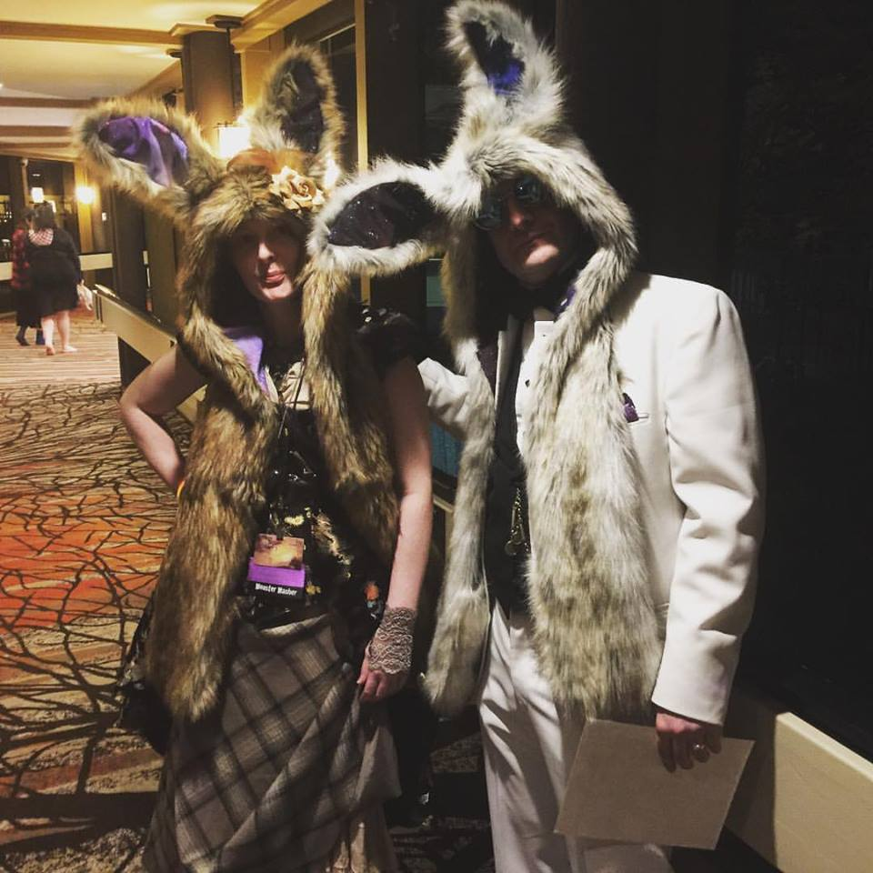 Picture of Creepy Bunny People