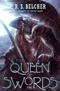Cover art for Queen of Swords