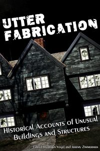 Cover Art for Utter Fabrication