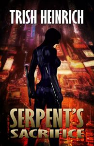 Cover art for Serpent's Sacrifice