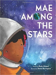 Cover art for Mae Among the Stars