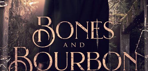 Cover art for Bones and Bourbon