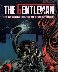 Cover art for The Gentleman #1