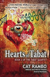 Cover art for Hearts of Tabat