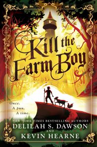Cover art for Kill the Farm Boy