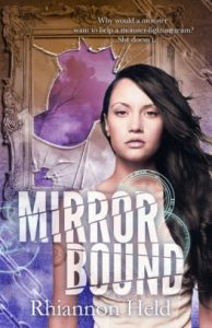 Cover art for Mirror Bound