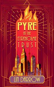 Cover art for Pyre at the Eyreholme Trust
