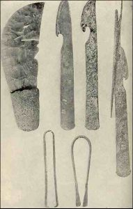 Ancient Egyptian Medical Tools