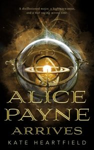 Cover art for Alice Payne Arrives