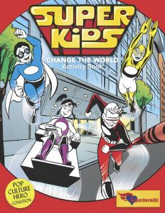 Cover art for Super Kids