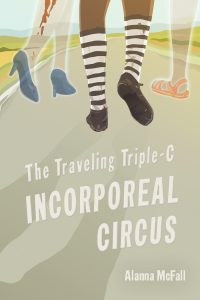Cover art for The Traveling Triple-C Incorporeal Circus