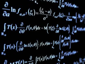 Mathematic formulas