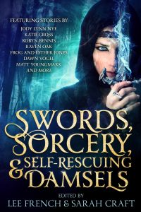 Cover art for Swords, Sorcery, and Self-Rescuing Damsels