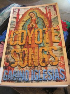 Cover art for Coyote Songs