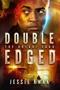 Cover art for Double Edged